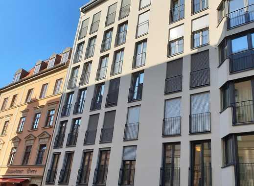 Vollmöblierte 2-Zi Whg m Balkon / Brand new fully furnished w balcony, München-Lehel
