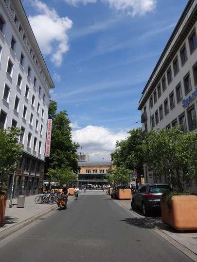 Attraktive Ladenfläche in der Luisenstraße zu vermieten