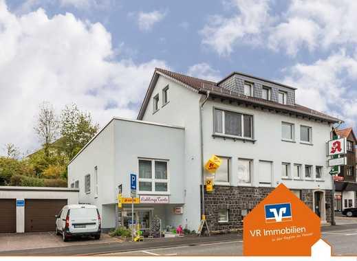 Renditeobjekt: Wohn- und Geschäftshaus