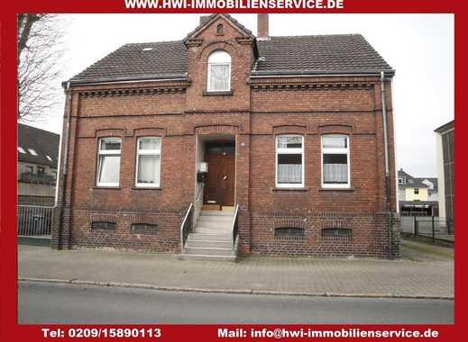 !!! Freistehendes Haus mit Garten und Garage !!!