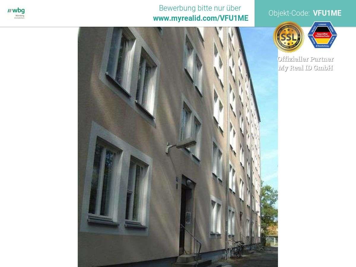 Sportliche aufgepasst! Single Wohnung mit direkter U-Bahn-Anbindung! Kurzfristig beziehbar! in Sündersbühl (Nürnberg)
