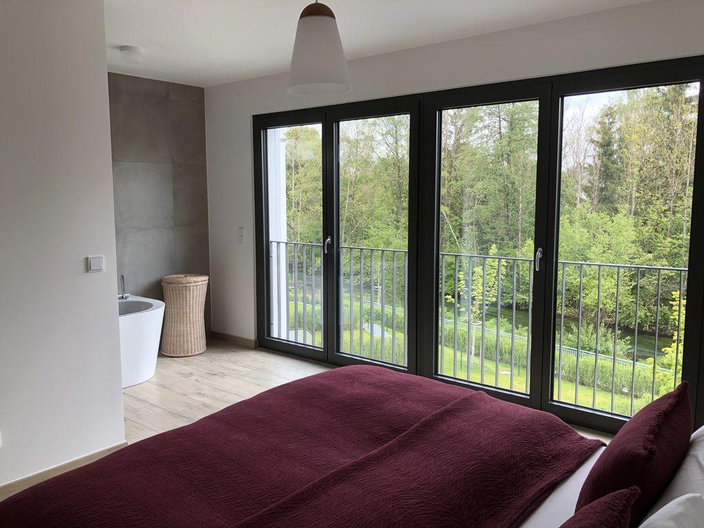 Schlafzimmer Bad en Suite