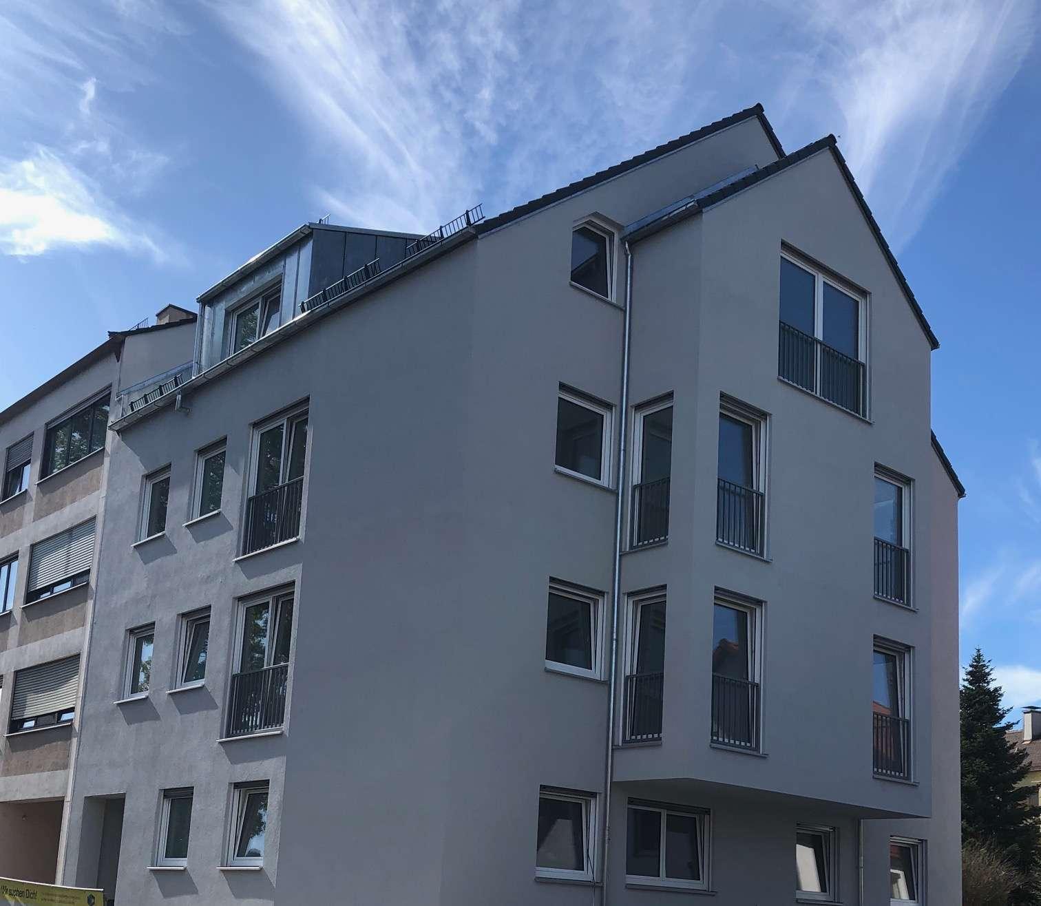 ERSTBEZUG: schöne 3-Zimmerwohnung mit großer Terrasse  (Süd/West) in Lechhausen (Augsburg)