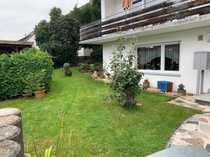 Gepflegte 2-Zimmer-Erdgeschosswohnung mit Gartenanteil Terrasse