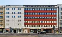 Im Zentrum Düsseldorfs - Büroflächen zwischen