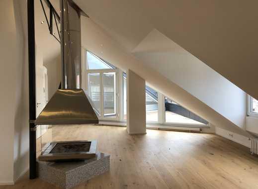 Attraktive Luxus Dachgeschosswohnung