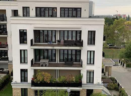 Provisionsfreie, möblierte & wunderschöne LUX Penthouse Wohnung
