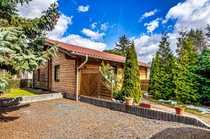 Ökologisch Wohnen Haus im Bungalow-Stil