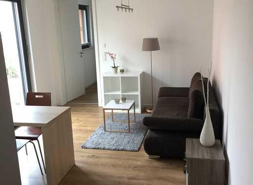 Wunderschöne, möblierte 2-Zimmer Wohnung mit Terrasse, Provisionsfrei
