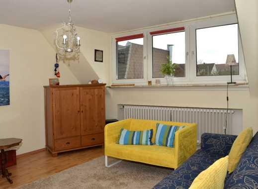 schnuckelige Wohnung im DG- ohne Balkon- ideal für Zwei