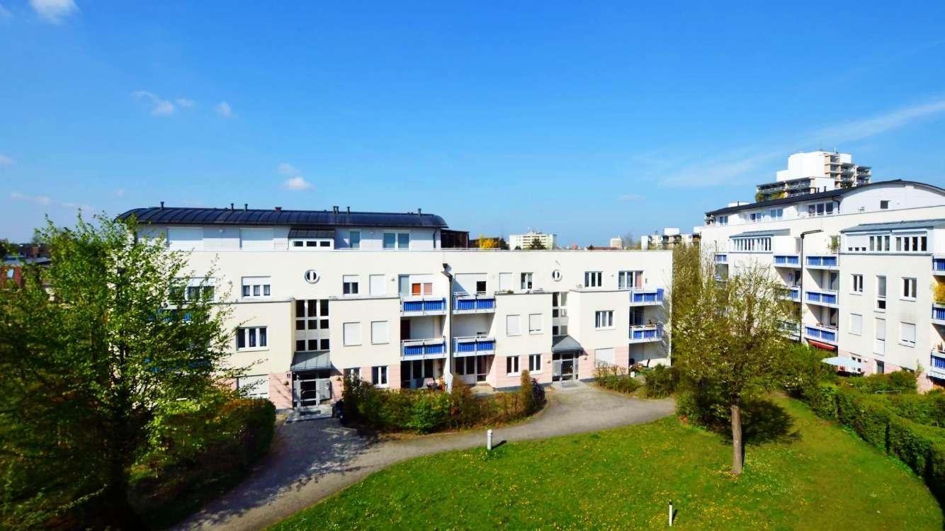 849 €, 46 m², 2 Zimmer in Unterschleißheim