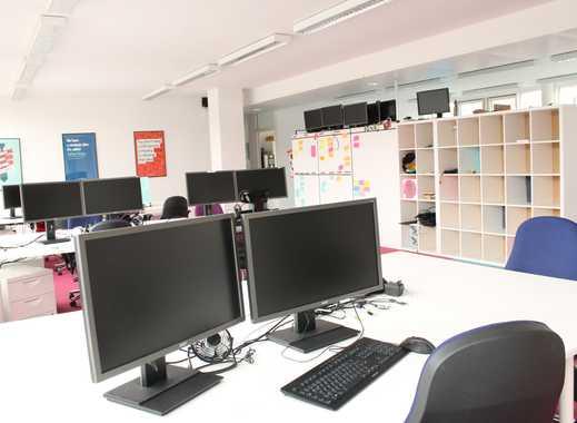 New.Work.Space. - möblierte, sofort nutzungsfertige Büros