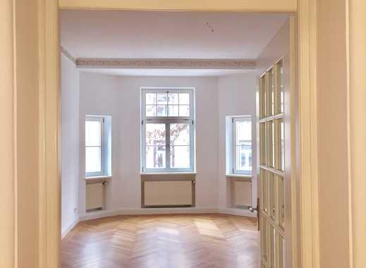 ALSAOL IMMOBILIEN: Noble, großzügige 4,5 Stilaltbau-Wohnung in Toplage Schwabing - Kurfürstenstraße!