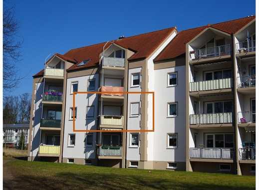 Schöne 3 - Raumwhg. mit Balkon und Blick ins Grüne