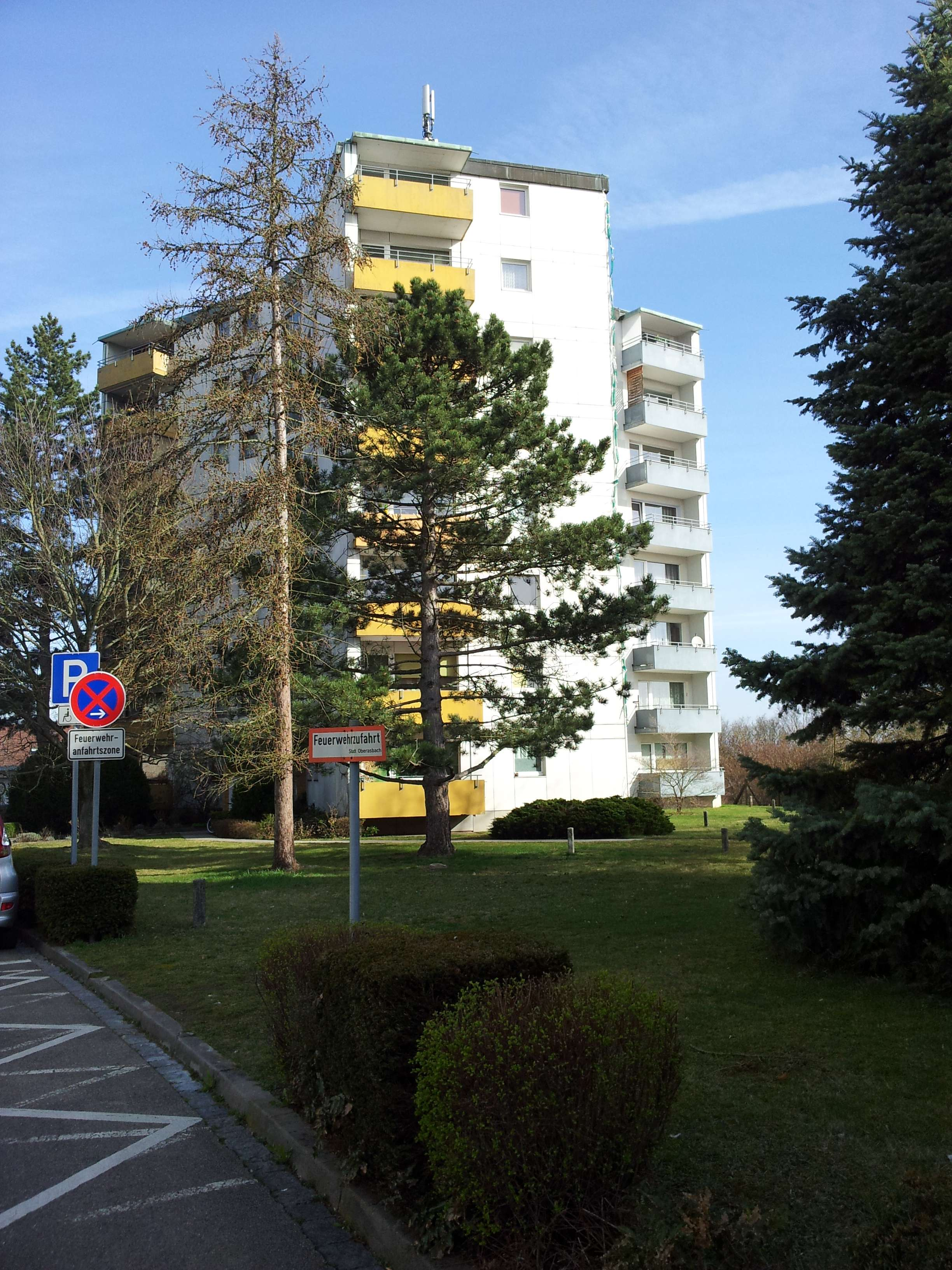 Schöne 1- Zimmer Wohnung in Fürth (Kreis), Oberasbach in Oberasbach