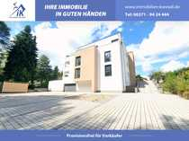 IK Homburg Attraktive Neubau Mietwohnung