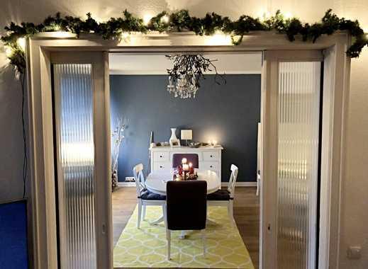 Helle 3,5-Zimmer Wohnung mit toller Ausstattung in Flingern Nord
