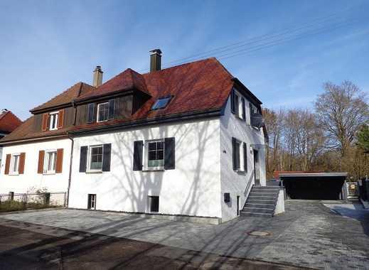 Ruhig gelegene Doppelhaushälfte mit großem Garten in Riedlingen