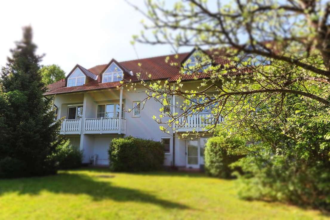 1-Zimmer Mietwohnung in herrlicher Lage, zentral im Kurgebiet mit toller Aussicht auf den Kurpark!!