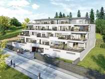 Moderne Eigentumswohnung in einem Terrassenhaus