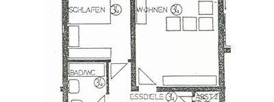 3-Zimmerwohnung mit großem Balkon - Neuvermietung  ab 1. Juli