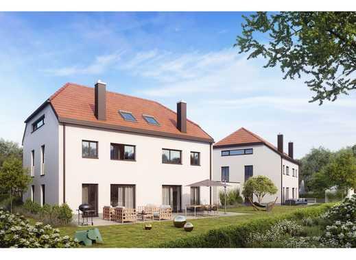 Perfekt für Ihre Familie! Großräumige Doppelhaushälfte auf ca. 160 m² mit Garten zum Wohlfühlen