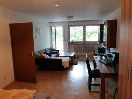 Exklusive, geräumige 1-Zimmer-Wohnung mit Balkon und Einbauküche in Regensburg in Kasernenviertel (Regensburg)
