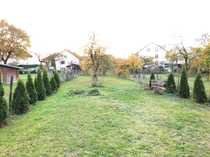 Baugrundstück in Burgau