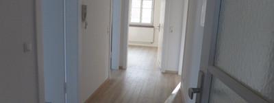 Komplett renovierte 3 Zimmerwohnung mit 60 m² im Dachgeschoss, in der Südstadt von Bad Oeynhausen