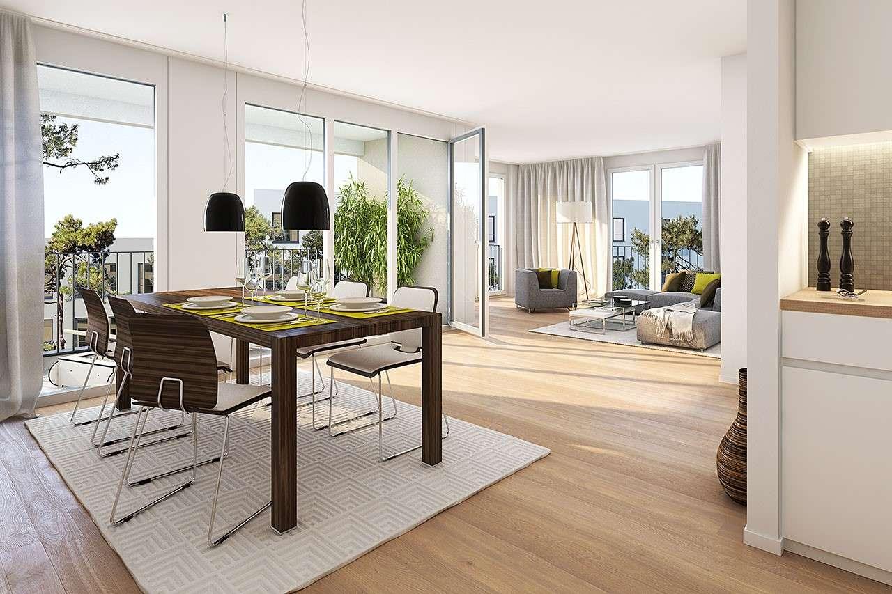 Moderne 3-Zimmer Neubauwohnung in