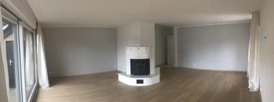 Modernisierte 3Z. Wohnung mit großem Balkon, Kamin und EBK