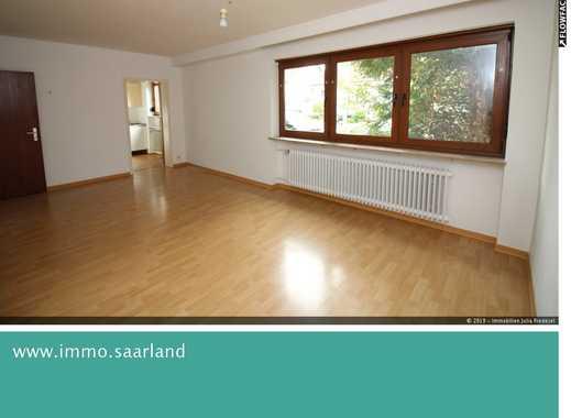 Single? Diese hübsche 1 ZKB Wohnung auf der Saarbrücker Russhütte wartet auf Sie!