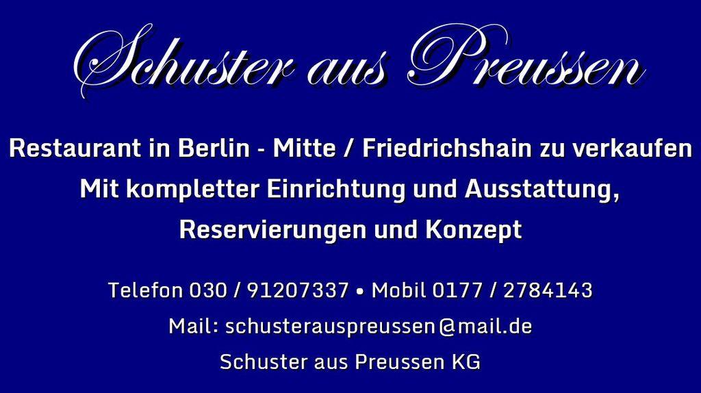 Spezialrestaurant in Friedr...