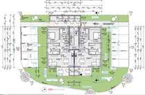 Erstbezug mit Terrasse freundliche 3-Zimmer-Erdgeschosswohnung