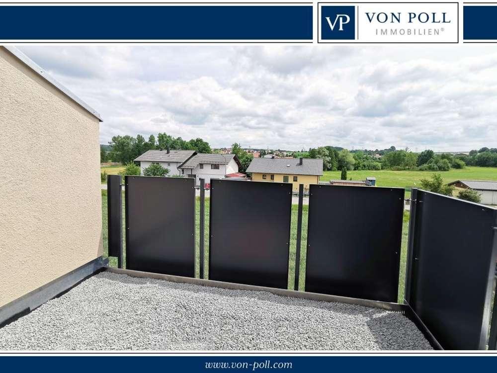 2-Zimmer Neubauwohnung in Neufahrn in Niederbayern! Hoch hinaus mit toller Aussicht !!!