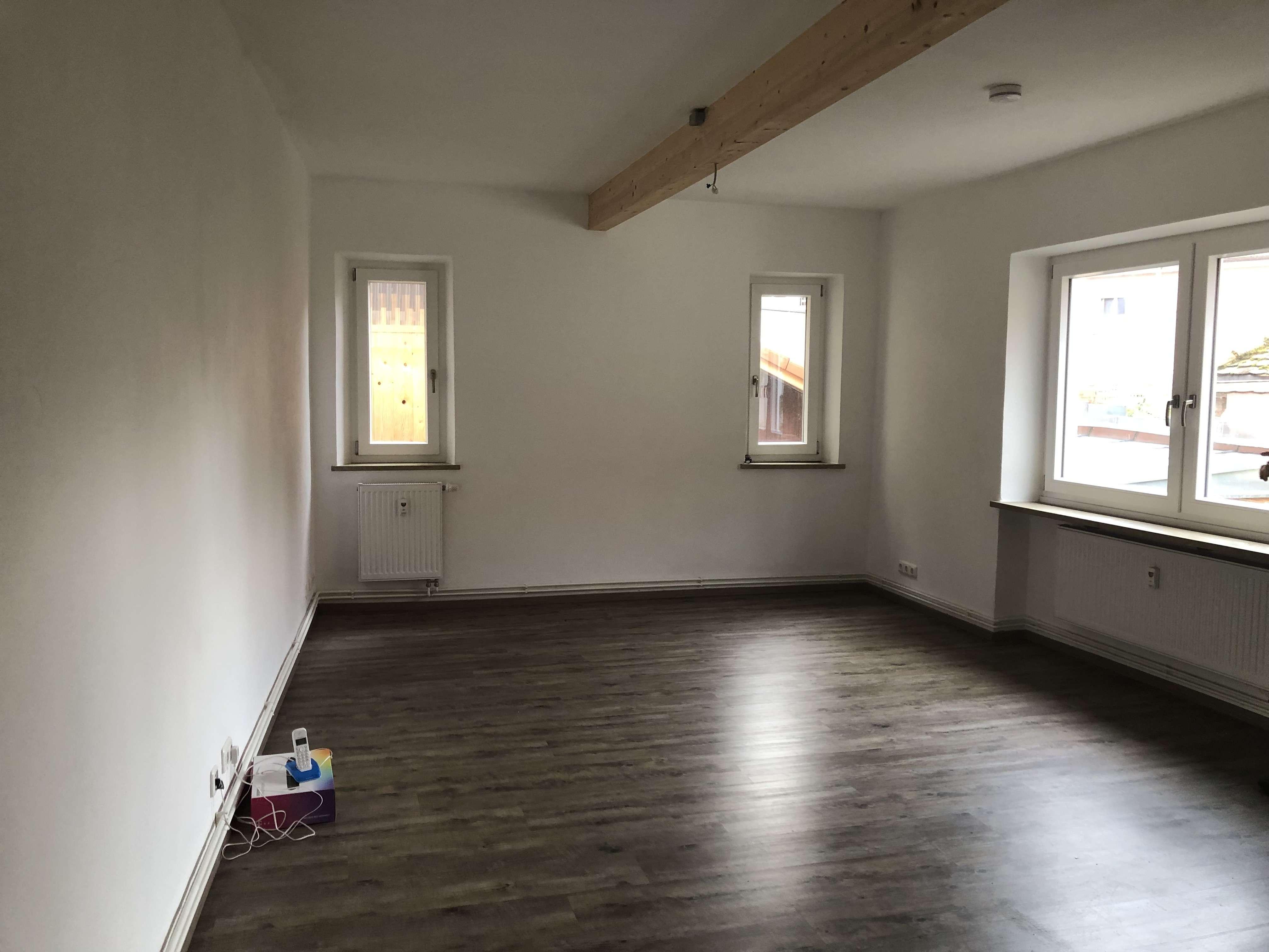 Ruhige, kleine, ein Zimmer Innenstadtwohnung in Kulmbach in Kulmbach