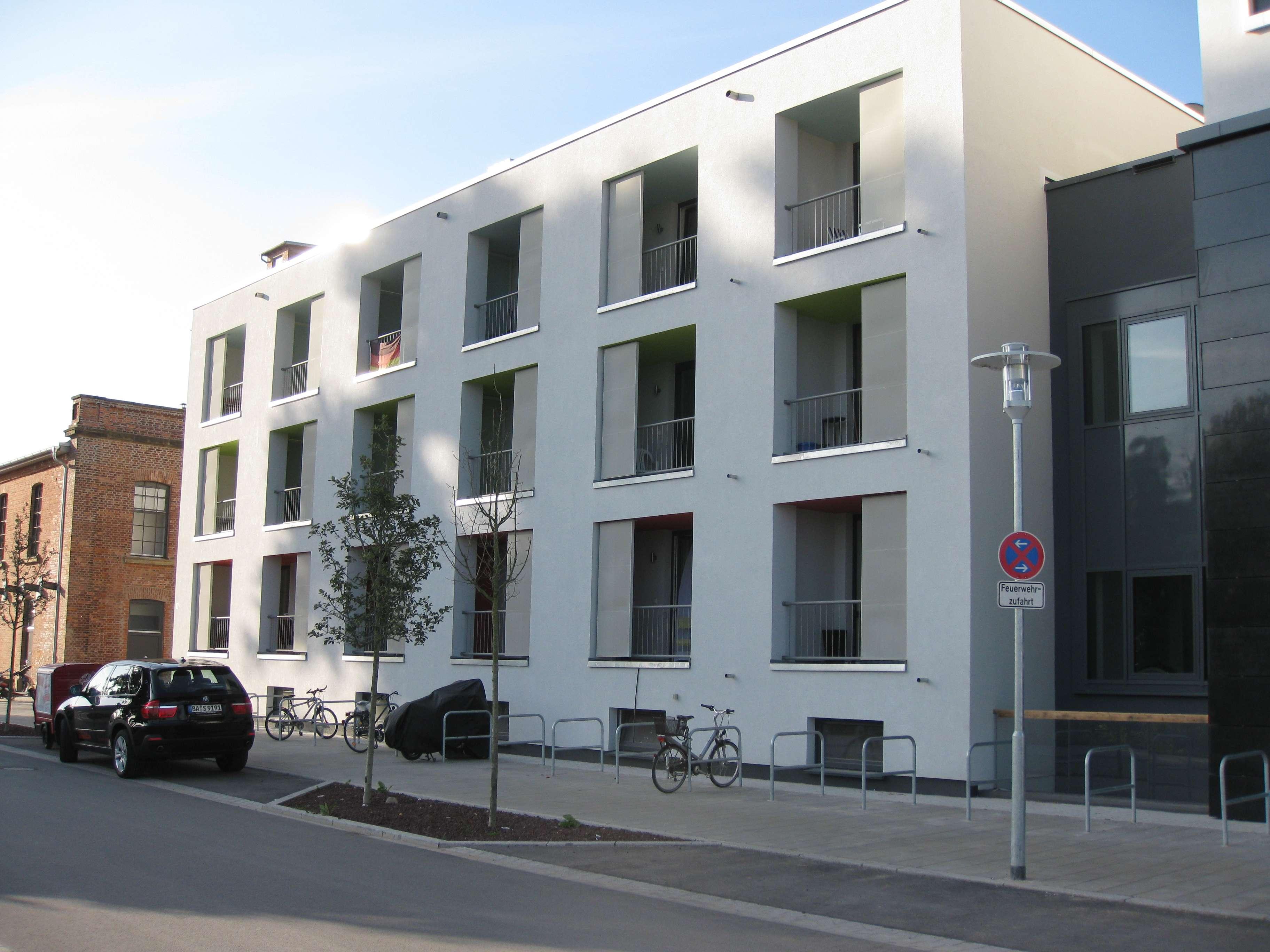 möbliertes Studentenappartement