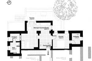 2 Zimmer Wohnung in Weimar