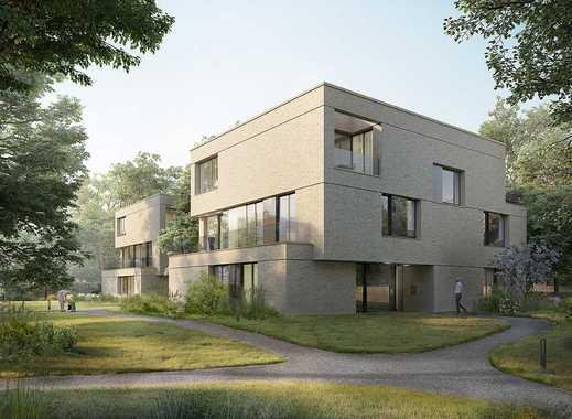 RAUM UND ZEIT VERGESSEN! Traumhaftes 3-Zi.-Penthouse mit fantastischer  Dachterrasse in grüner Lage