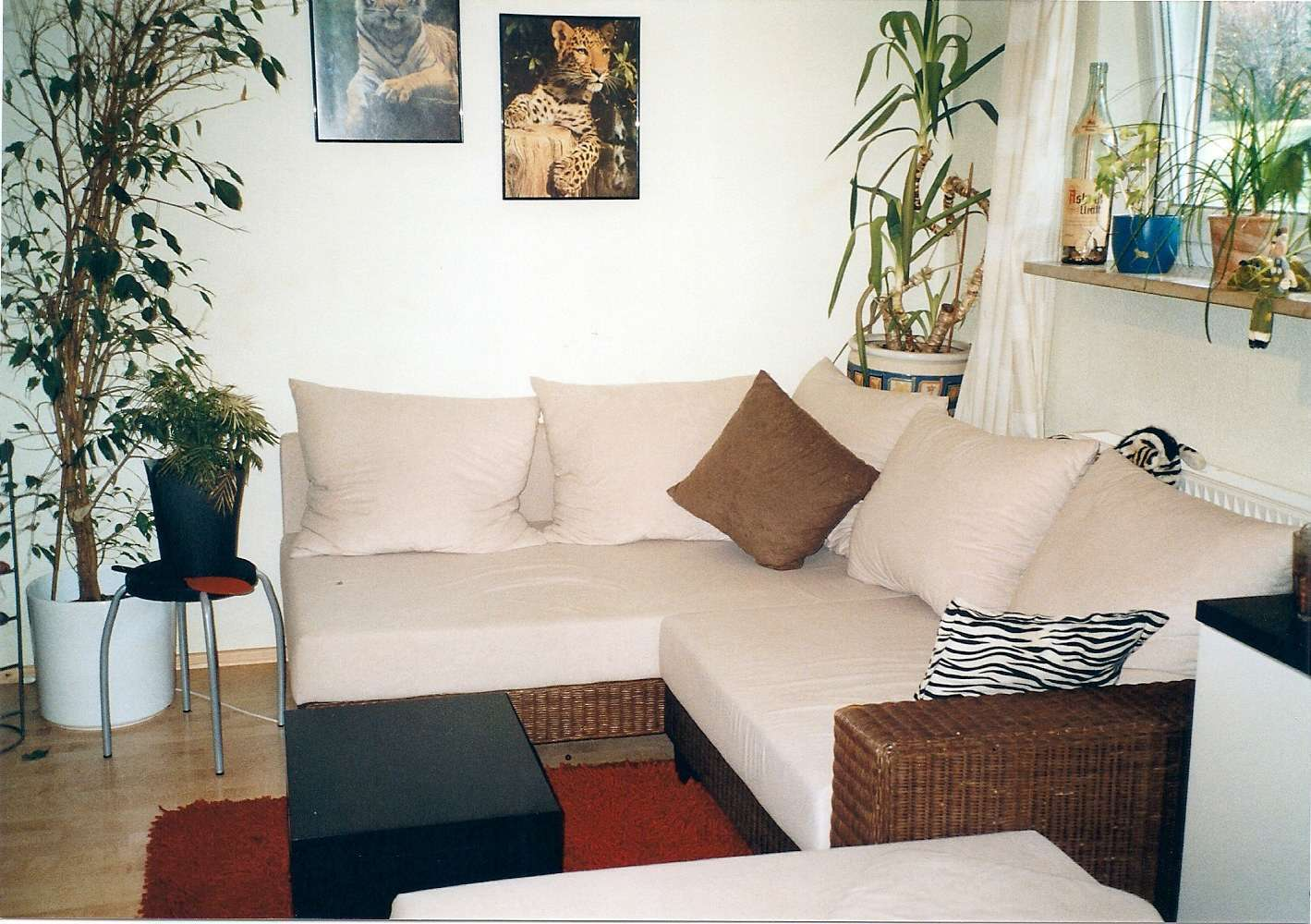 Bad Wiessee - Schönes teilmöbl. 1 Zi-Appartment 30 m2 in ruh., zentr. Lage, in Seenähe