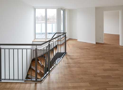 Courtagefrei: Große 4-Zimmer-Maisonettewohnung mit Balkon und Dachterrasse im Hamburger Westen