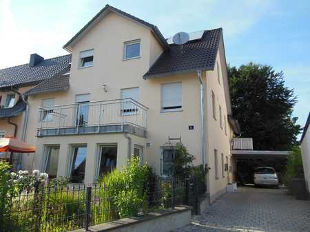Helle, geräumige 3-Zimmer-Galerie-Wohnung mit Südbalkon in Moosburg an der Isar ab sofort in Moosburg an der Isar