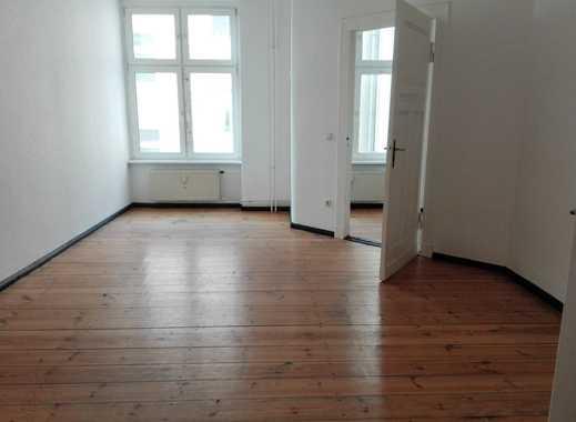 Schillerpark- Rehberge! Tolle 2 Zimmerwohnung - moderne Ausstattung - Dielen - EBK- 76m² - 869€ warm