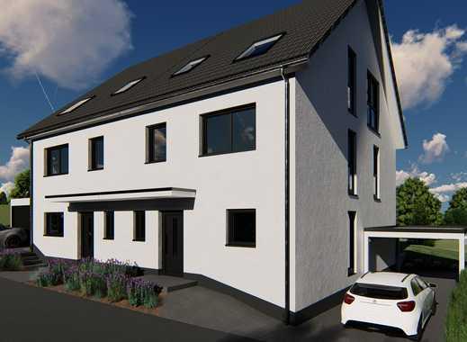 Individueller Wohntraum im Herzen von Nussbaum als moderne Doppelhaushälfte