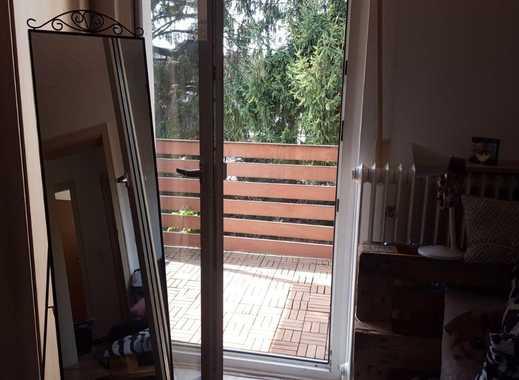 15qm Zimmer mit BALKON in freistehendem Haus, Parken, Garten in TOP LAGE- ggü. Station Hürth-Efferen