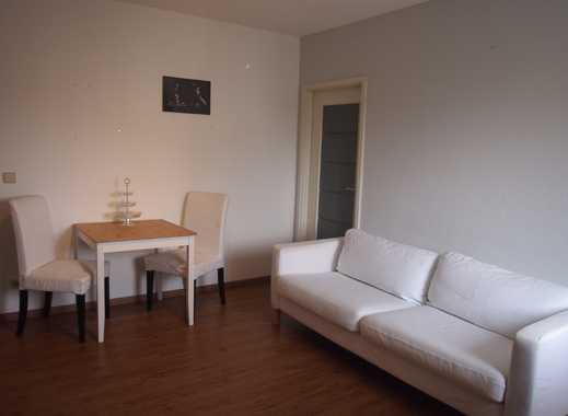 Modernisierte 1,5-Zimmer-Wohnung mit Balkon und Einbauküche in Mainz