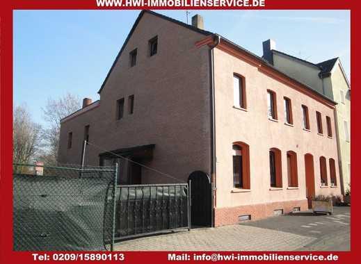 !!! Saniertes 5 Familienhaus mit Garten-Anbau und Halle !!!