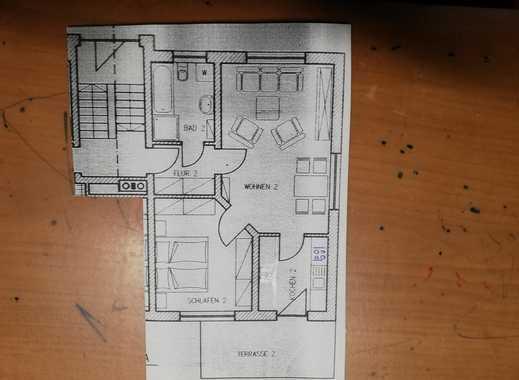 Gepflegte 2-Zimmer-EG-Wohnung mit Balkon und Einbauküche in Moosburg-Aich