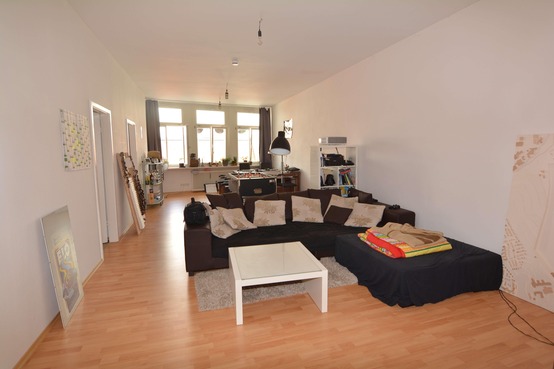 Schöne 3-Zi.-Wohnung in Coburg-Innenstadt - wenige Schritte vom Markt entfernt