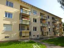 zentrumsnahe 3-Zimmerwohnung mit Balkon
